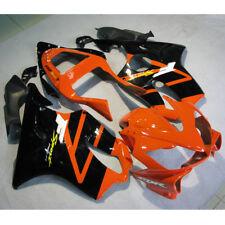 Verkleidung Lacksatz Orange Fairing Bodywork Kit Für Honda CBR600F4I 01-03