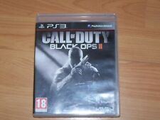 CALL OF DUTY BLACK OPS II 2 - VF - PS3 boite CD livret