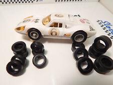 8 PNEUS arrières + 8 avant Porsche 904 gt     JOUEF