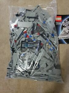 LEGO 10030 Star Wars Imperial Star Destroyer - Possibly Incomplete.