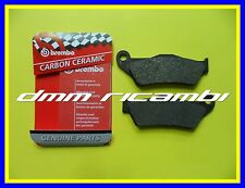 Pastiglie freno posteriori BREMBO CC MOTO MORINI GRAN PASSO 1200 08>09 2008 2009