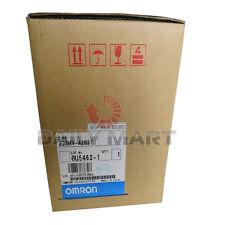 OMRON 3G3MV-A2037 3.7KW 220V COMPACT INVERTER PLC MODULE NEW
