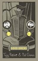 NEW Good Omens By Neil Gaiman Hardcover Free Shipping