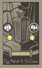 Good Omens, Pratchett, Terry, Gaiman, Neil, Very Good, Hardcover