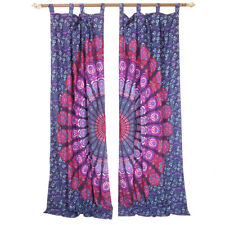 Mandala Tapestry Curtain Indian Wall Hippie Hanging Bed Home Throw Bohemian Gift