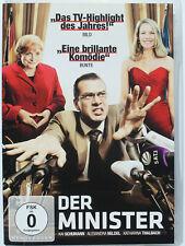 Der Minister - Politiker ja, Doktortitel nein - Kai Schumann, Alexandra Neldel