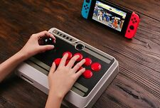 8Bitdo NES30 Arcade Stick for Switch, Android, Steam, Windows, macOS
