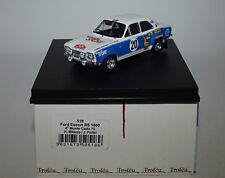 Trofeu 518 Ford Escort RS 160 4th Monte Carlo,73 H.Mikkola/ J.Porter #20 in 1:43