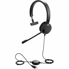 Jabra Evolve 30 UC mono headset (5393-829-209)