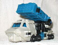 Transformers Energon Barricade Onslaught D5 Bruticus Maximus Main body prototype