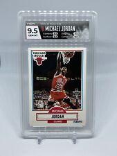 1990-91 Fleer Michael Jordan #26 HGA 9.5 Gem Mint Quad 9.5 Subs GOAT
