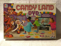 RARE 2005 Retro Candy land DVD Game Hasbro Bilingual New Sealed!