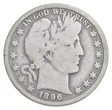 1896-O Barber Half Dollar - Joseph Coin Collection *845