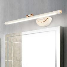 LED Vanity Lighting Adjustable Wall Mounted Bathroom Light Mirror Front Fixture