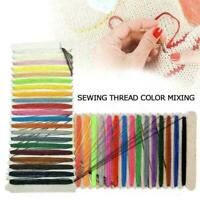 Cross Stitch Thread Embroidery Cotton Embroidery Floss DIY Crafts Sewing BEST