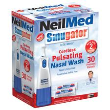 Neilmed Sinugator Inalámbrico pulsante nasal lavado 1 piezas