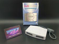 Super Nintendo-SNES-multi 4 Player Adapter-pal-Embalaje original - 4 jugadores