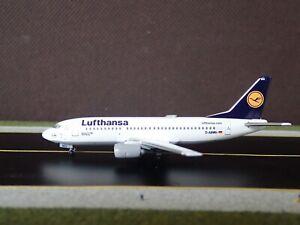 1/400 AeroClassics Lufthansa B737-300 737 D-ABWH