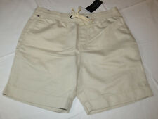 "Men's Tommy Hilfiger XL xlarge shorts 78B0919 987 light tan 7"" inseam casual TH"