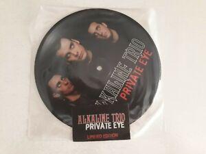 "Alkaline Trio - Private eye .. 7"" Pdk  - 2001 - ottime cond - rock"