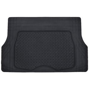 Black Odorless Medium Cargo Ridged Tray Trunk Mat Liner Waterproof & BPA Free
