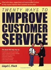 Crisp: Twenty Ways to Improve Customer Service (Quick Read Series) Finch, Lloyd