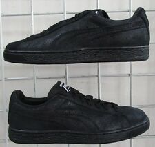 Women's Puma Suede Classic Matt&Shine Sneakers, New Bk Sport Walking Shoes 9.5