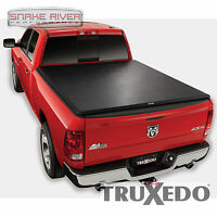 TRUXEDO TRUXPORT SOFT TONNEAU COVER 10-18 DODGE RAM 1500 2500 3500 8' BED 248901