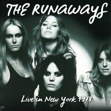 Joan Jett & the Runaways - Live In New York 1978 - CD - New