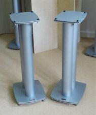 DYNAUDIO Stand 4 Lautsprecherständer in Silber
