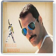 Freddie Mercury of Queen coaster