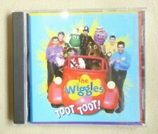 The Wiggles TOOT TOOT!  CD 1998 ABC for Kids  Original Cast !