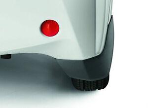 Genuine Toyota IQ Rear Mudflap Mudflaps Set PZ416-I0961-00 Accessory New Rr