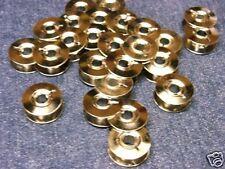 25 sotto filo-Bobine in Metallo, Adatto per PFAFF