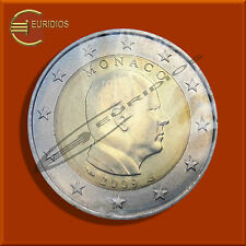 "2 Euro Monaco 2009  "" Albert "", bfr. aus Rolle"