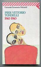 PAO PAO 1996 Pier Vittorio Tondelli - Feltrinelli