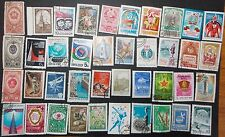 Russia- used/cto- 40 stamps- R-159
