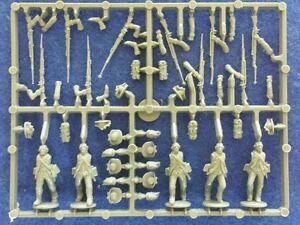 Perry miniatures AWI British sprues