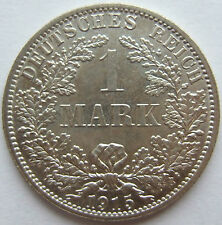 Top! 1 Mark 1915 A IN Brillant uncirculated