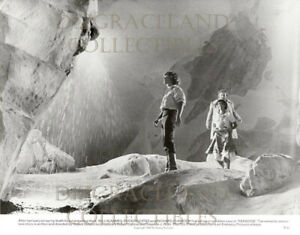 """""""Paradise"""" 1982 press kit with 2 photos, starring Willie Aames & Phoebe Cates"""