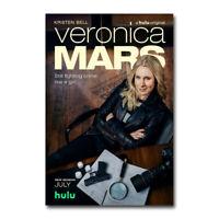 Veronica Mars Poster Kristen Bell TV Series Season 4 Silk Canvas Poster Print