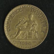 1 Franc Commerce 1920 TTB + à SUP