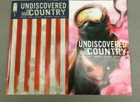 2x UNDISCOVERED COUNTRY 1; THIRD EYE JETPACK EXCLUSIVE VARIANTS Image HOT