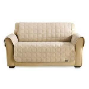 sure fit Ultimate Waterproof Sofa Furniture Cover TAUPE NEW