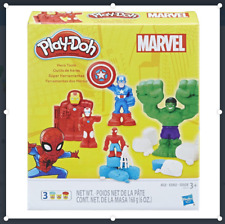 [Play-Doh] Play-Doh Marvel Hero Tools