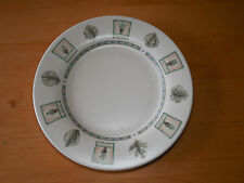 "Pfaltzgraff USA NATUREWOOD Portfolio Set of 5 Dinner Plates 11"" Green A"