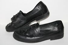 Giorgio Brutini Austin Loafer, #62222, Black, Leather, Men's US Size 10.5