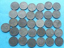 ! DRITTES REICH worldwar II 31x different verschieden , 10 Pfennig 1940 - 1944