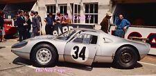Guy Ligier & Robert Buchet Porsche 904/4 GTS Le Mans 1964 Photograph
