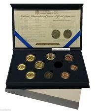 KMS Kursmünzensatz Malta 2012 3,88 Euro - ohne Sondermünze